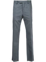 Oamc Tailored Trousers Men Virgin Wool 50 Grey