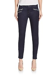 Joe's Jeans Miley Rocker Skinny Zip Jeans
