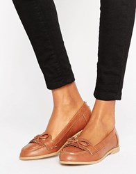Head Over Heels By Dune Loafer Tan Pu