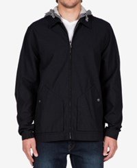 Volcom Men's Warren Jacket Black