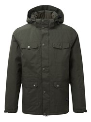 Tog 24 Men's Bexley Mens Milatex Parka Jacket Green
