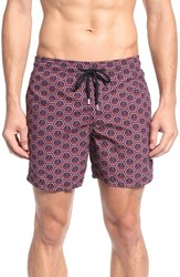 Vilebrequin Men's Anchor Print Swim Trunks