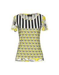 Clips T Shirts Yellow