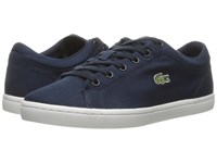 Lacoste Straightset Bl 2 Navy Women's Shoes