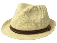 Goorin Bros. Brothers Laying Low Natural Caps Beige
