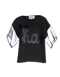 5Preview Topwear Sweatshirts Women Black