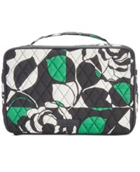 Vera Bradley Large Makeup Case Imperial Rose