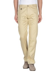 Gianfranco Ferre Gf Ferre' Trousers Casual Trousers Men Beige