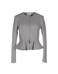 Imperial Star Imperial Knitwear Cardigans Women Light Grey