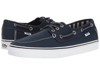 Vans Chauffeur Sf Dress Blues Stripes Men's Shoes Navy