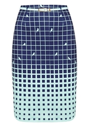 Yumi Pencil Skirt Mint