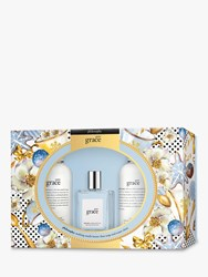 Philosophy Pure Grace Eau De Toilette 60Ml Fragrance Gift Set