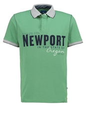 Tom Tailor Polo Shirt Brilliant Green