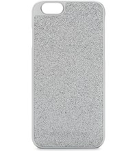 Michael Michael Kors Glitter Iphone 6 6S Case Silver