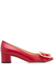 Bally Buckled 45Mm Pumps 60
