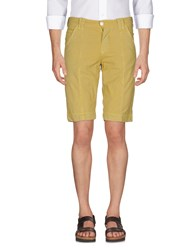 Barba Napoli Bermudas Yellow