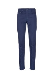 Rag And Bone 'Standard Issue' Dark Wash Jeans Blue