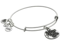 Alex And Ani Ruler Of The Woods Triple Blessing Vine Bangle Silver Bracelet