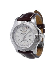 Breitling 'Colt' Analog Watch Stainless Steel