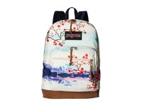 Jansport Right Pack Expressions Multi Cherry Blossom Backpack Bags