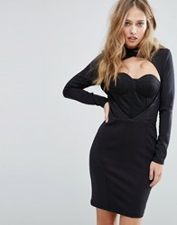 Asilio Heavy Night Dress Black