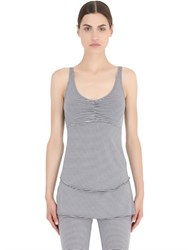 Prana Striped Microfiber Tank Top