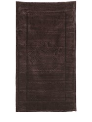 Roberto Cavalli Logo Collection Rug Brown