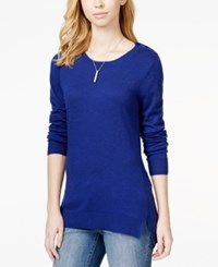 Maison Jules Button Trim Sweater Only At Macy's