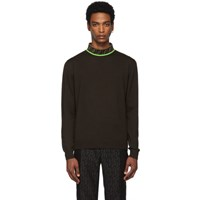 Fendi Brown Forever Sweatshirt