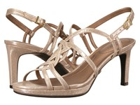 Lifestride Introspect Gold Sparkle Women's Sandals