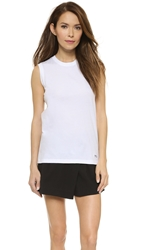 Marc By Marc Jacobs Favorite Tank White