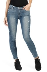 Paige Women's Verdugo Ankle Skinny Jeans Kirsten Distressed