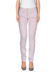 Tru Trussardi Trousers Casual Trousers Women Pink
