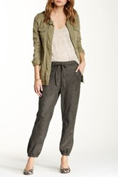 Black Orchid Liam Slouchy Pant Gray