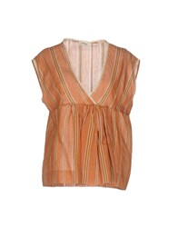 Ottod'ame Blouses Rust