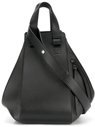 Loewe Hammock Bag Calf Leather Black