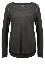Jdyvishal Long Sleeved Top Dark Grey