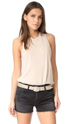 Cotton Citizen Amsterdam Tank Sand