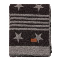 Gant Starline Throw Anthracite