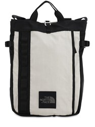 The North Face Base Camp Nylon Blend Tote White