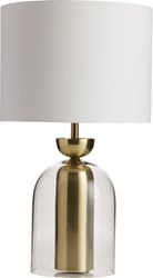 Cb2 Bell Jar Table Lamp