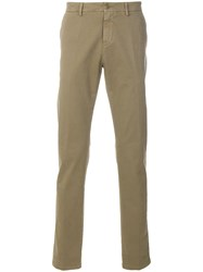 Massimo Piombo Mp Casual Chinos Nude And Neutrals