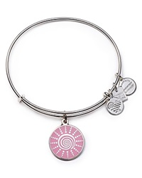 Alex And Ani Spiral Sun Bangle Charity By Design Collection Sterling Silver