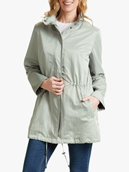 Four Seasons Basic Parka Pebble