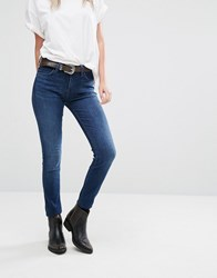 Lee Jodee Mid Rise Super Skinny Jeans Blue Eve