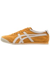 Onitsuka Tiger By Asics Mexico 66 Trainers Tan Offwhite Light Yellow
