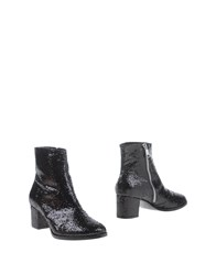 Never Ever Footwear Ankle Boots Women Black