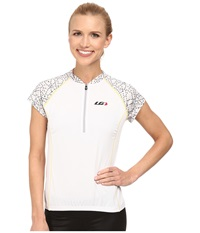 Louis Garneau Astoria 2 Jersey White Women's Workout