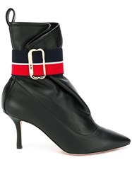 Bally Betsy Ankle Boots Black