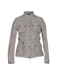 Brema Jackets Light Grey